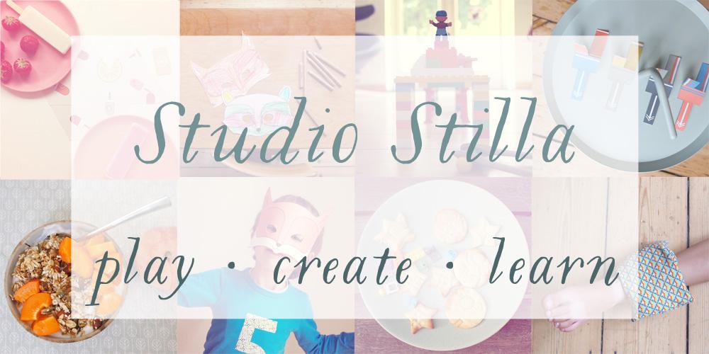 Studio Stilla - printable activities for kids